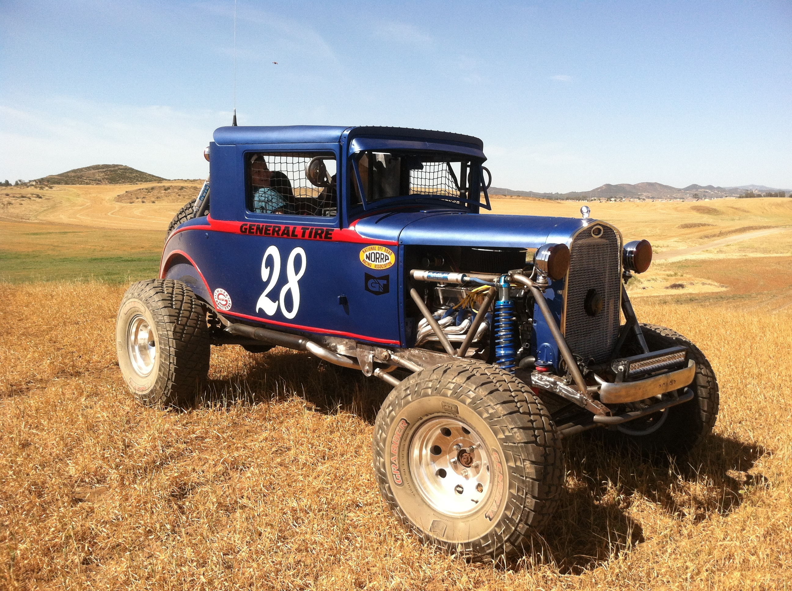 norra 1000  1928 willy u2019s whippet